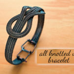 Favorite Project of the Week: All Knotted Up Bracelet