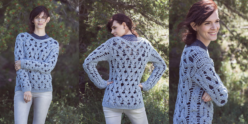 POW: Labyrinth Sweater