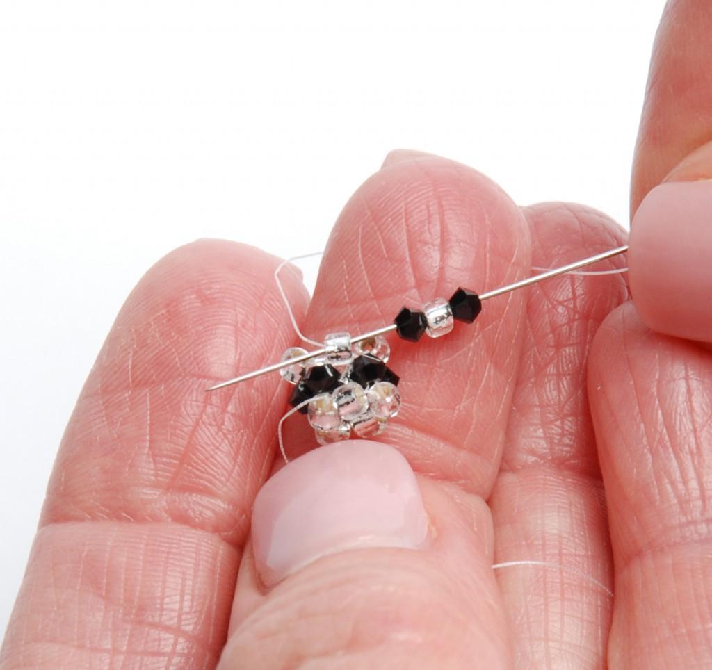 PRAW Step 8, PRAW Step 8 beaded bracelet, Tammy Honaman