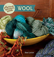spinning wool book