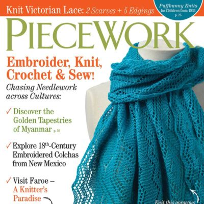 Piecework March April 2017 Magazine Issue