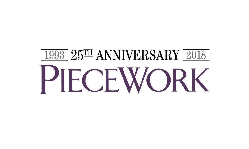 PieceWork 25