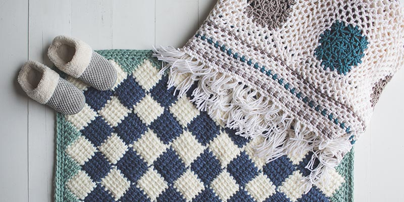 8 Ways to Pamper Yourself with <em>Interweave Crochet</em> Winter