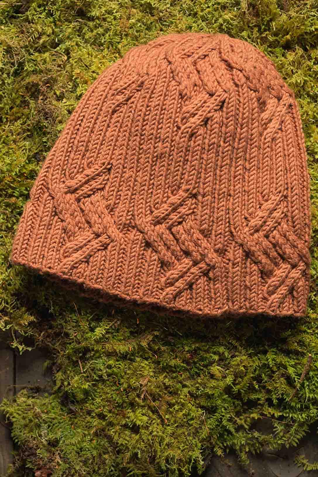 knit outside