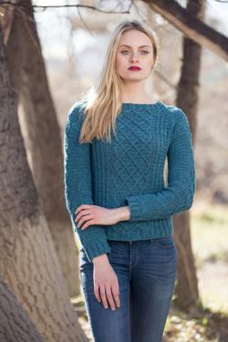 Passaic Pullover Crochet Pattern