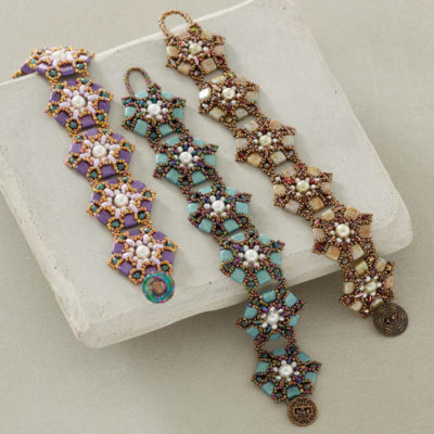 Find Beading Inspiration from Prolific Bead Weaving Artist Regina Payne