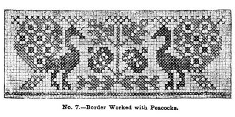 The Timeless Charm of Weldon's Practical Cross-Stitch
