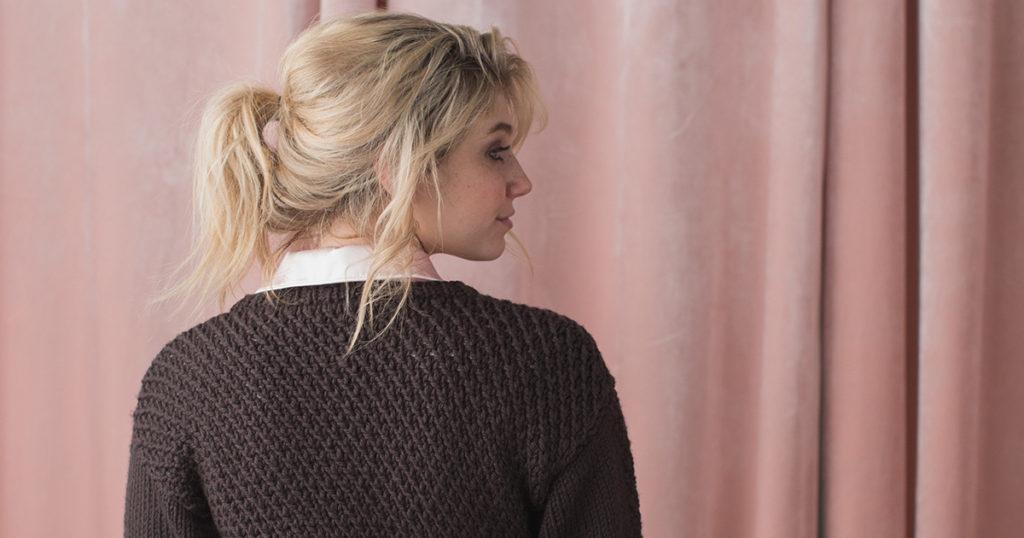 Pebble Pullover