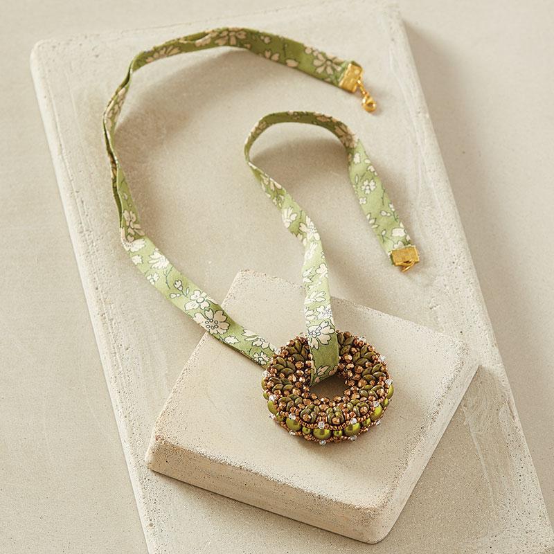Peekaboo Pearl Pendant
