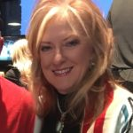 Peggy Houchin, gemstone inlay jewelry artist