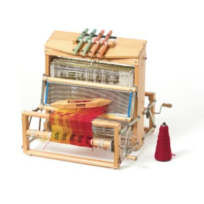 An example of a table loom.
