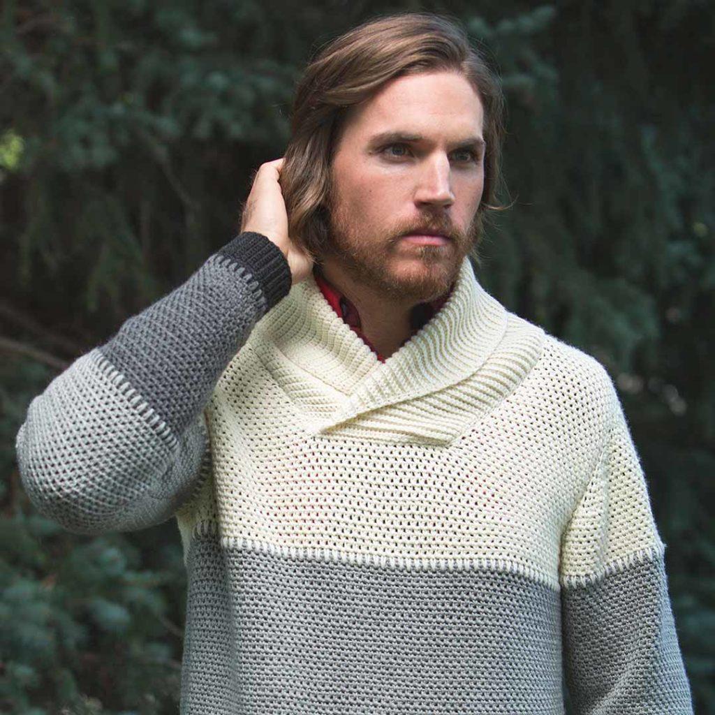 crochet ideas for men