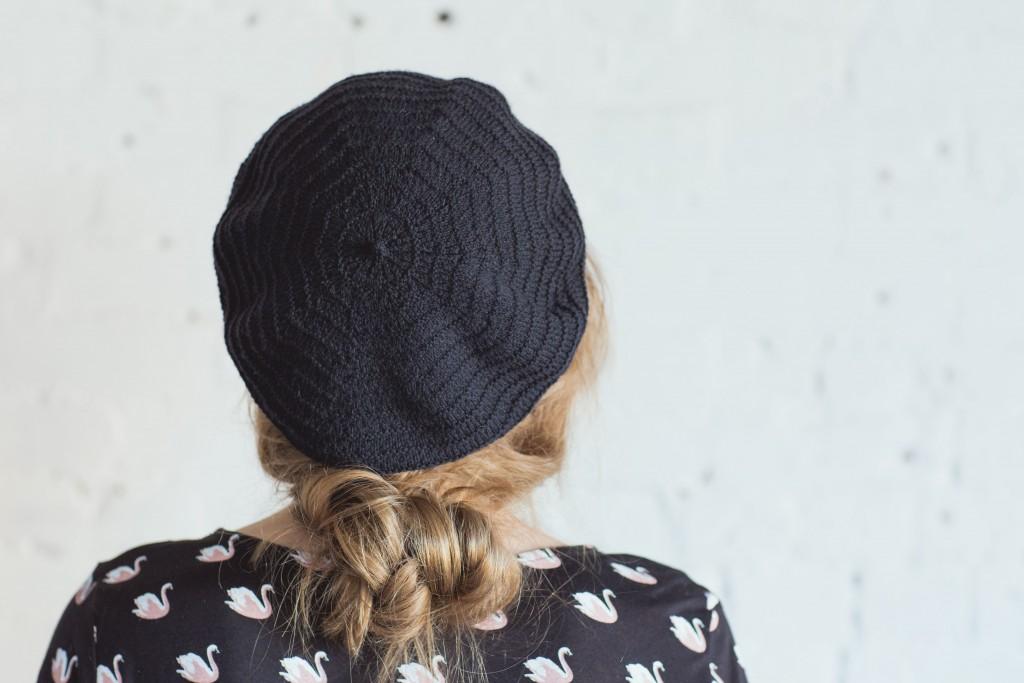 knit hat pattern