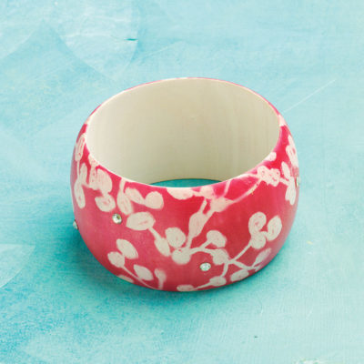 Free Bangle Project for Summer by Debbie Blair