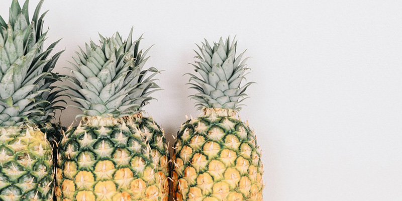 Pineapple as the new leather? Meet Piñatex