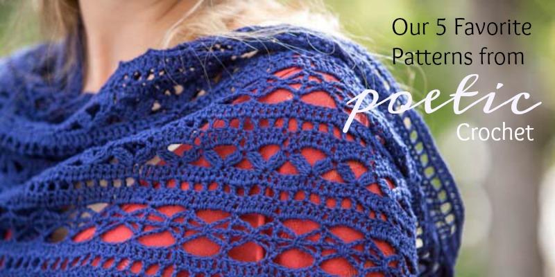 <em>Poetic Crochet</em> Has Your Perfect Summer Shawl
