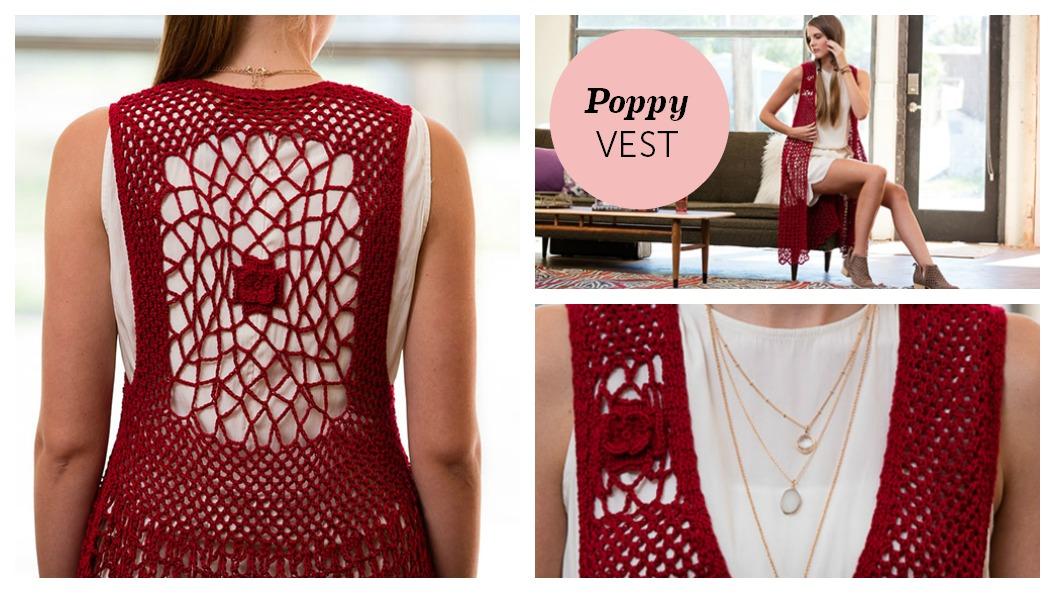 Poppy-Vest