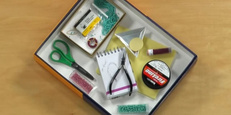 Studio Sunday: Create Your Own Portable Beading Studio