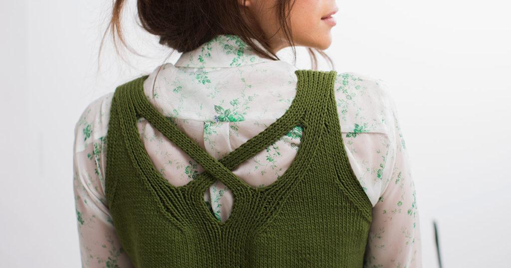 <em>knit.wear</em> Spring/Summer 2018: Portico Tank