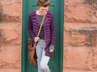 Prince Cardigan Crochet Pattern