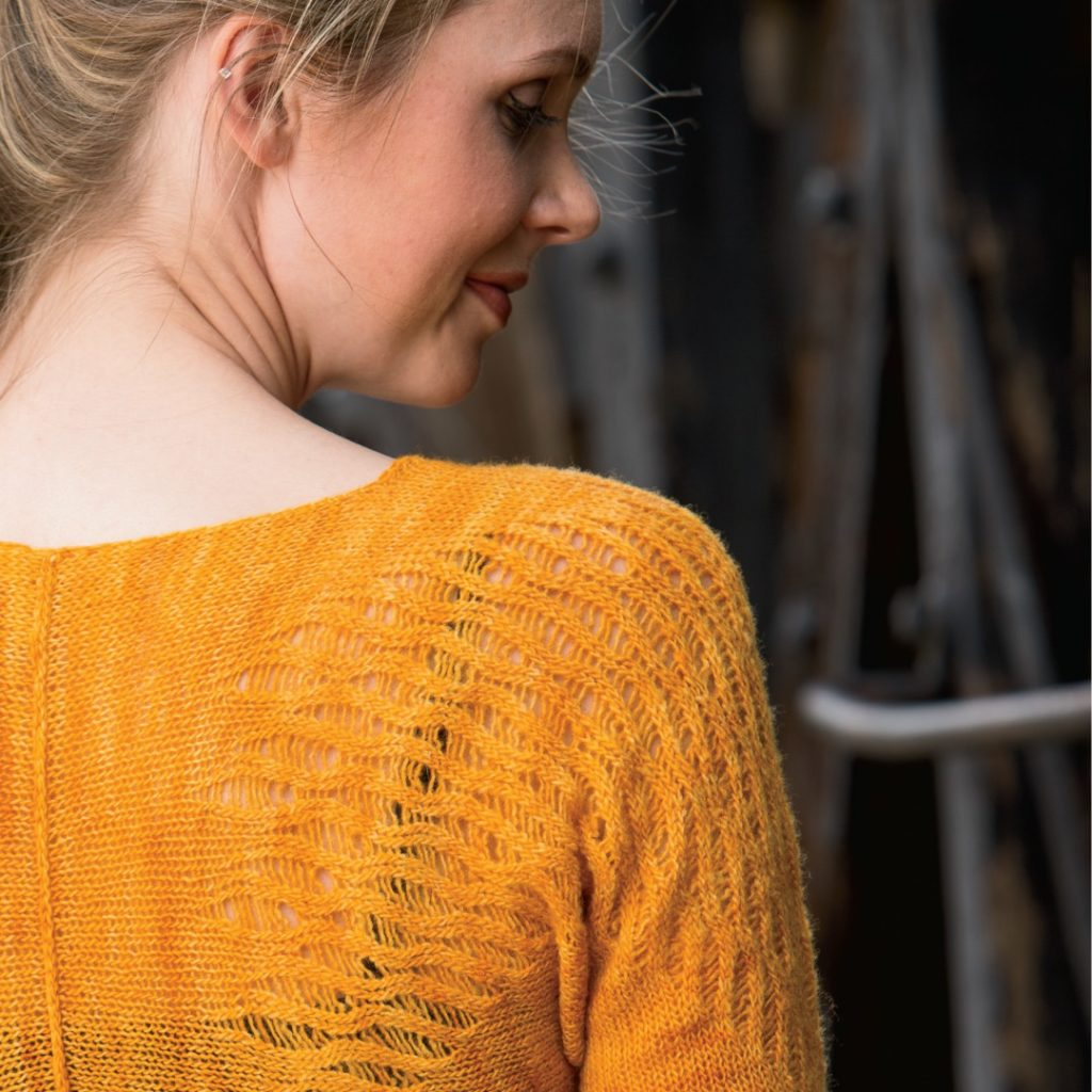 laceweight sweaters for all knitters