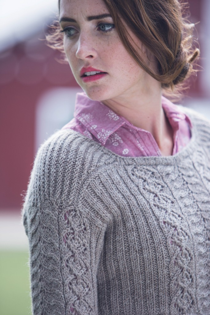 Kephren Pritchett Keeley Sweater knit sweater pattern