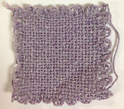 The First Pin Loom Square