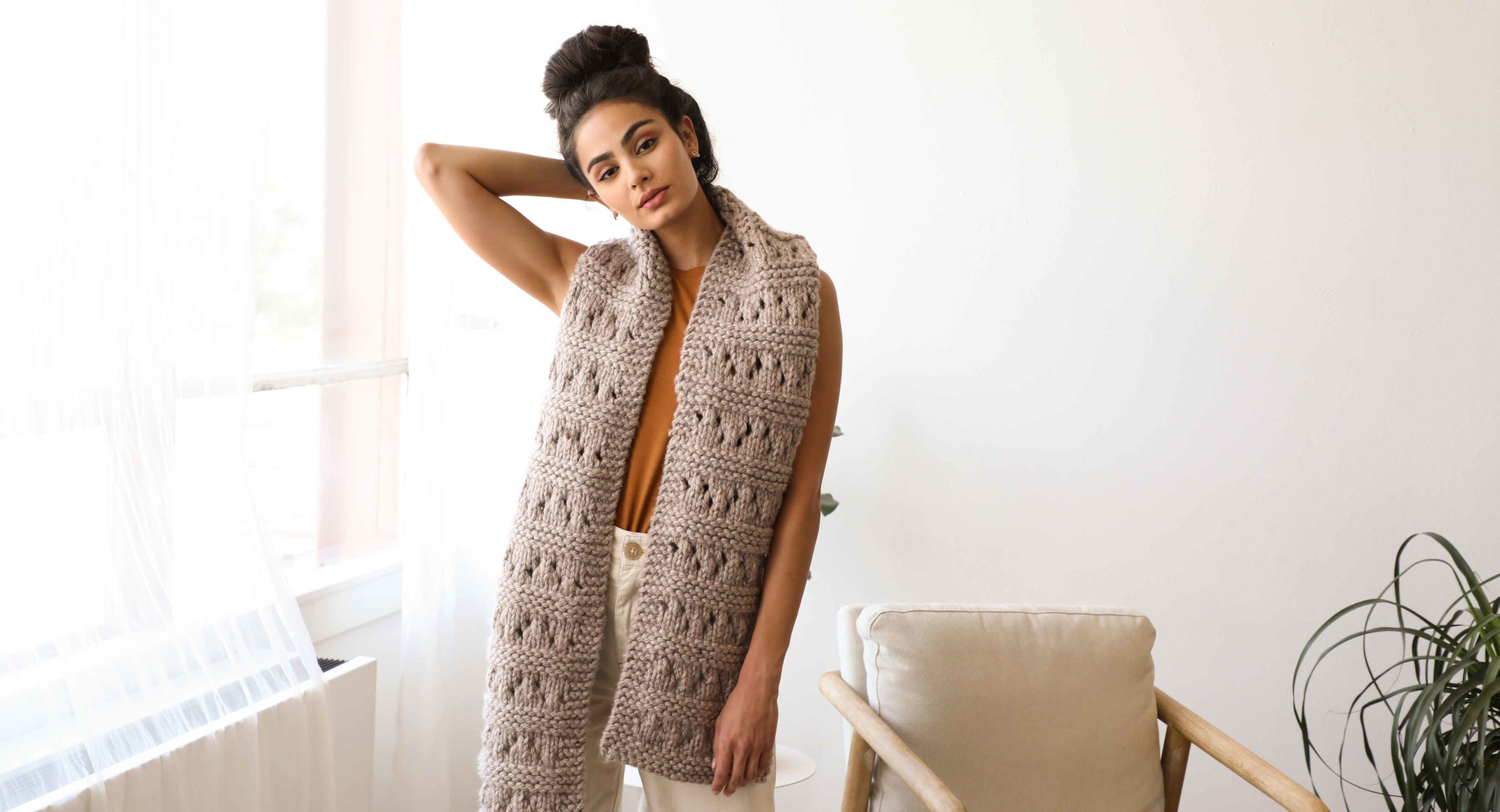 Quick + Easy Knits for New and Experienced Knitters Alike