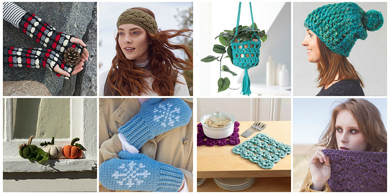 Quick Crochet Projects for Holiday Hosts