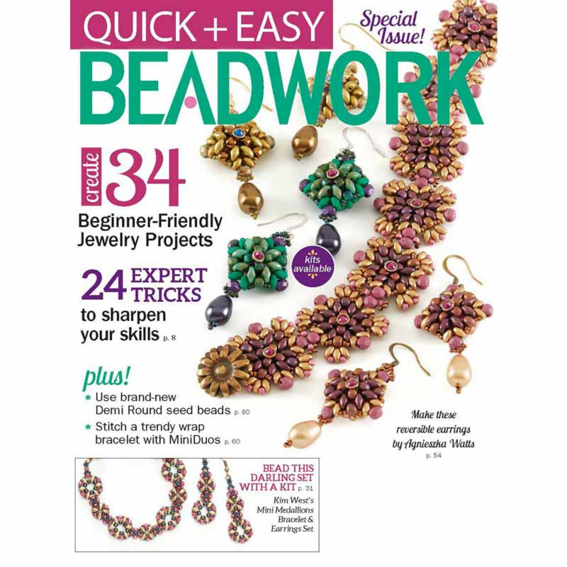 Submit a Project to Quick + Easy Beadwork Magazine