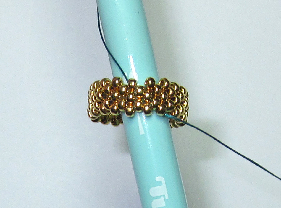 Nancy Cain peyote stitch instructions, help for structural peyote designs