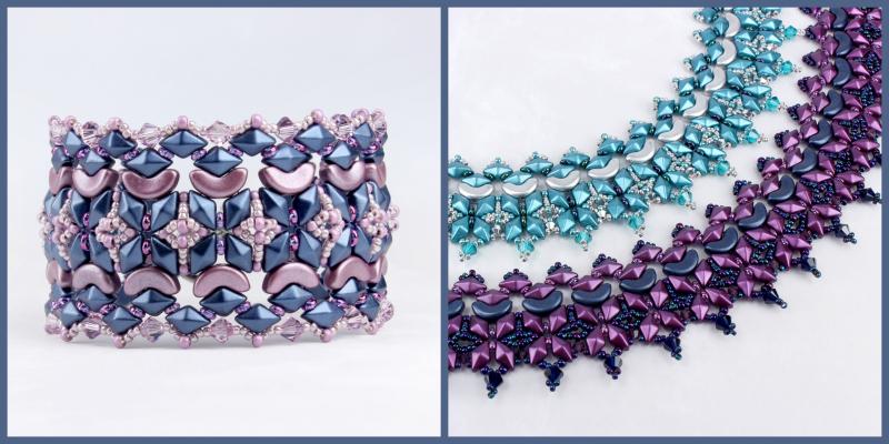 shaped beads