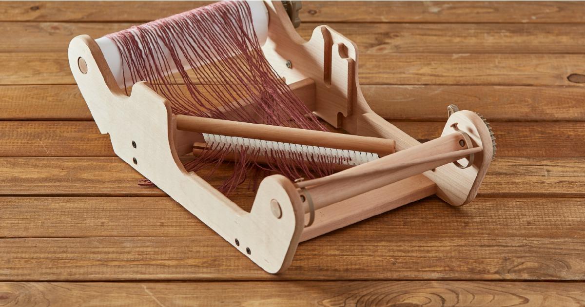 rigid-heddle loom