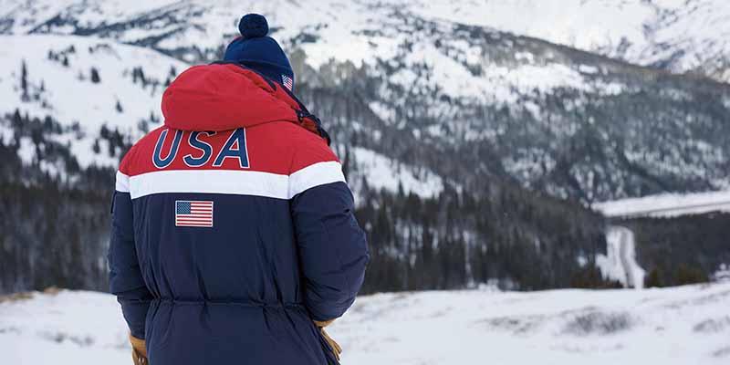 American Wool Wins for U.S. Olympians