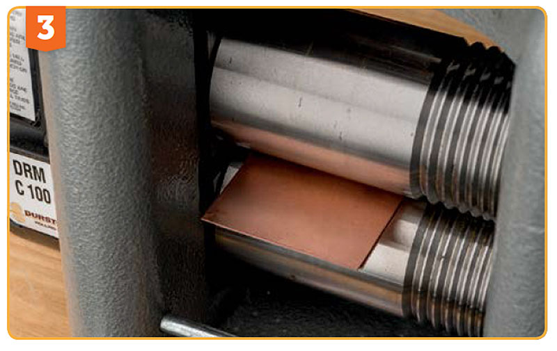 Metalsmith Shop Talk: More on Rolling Mills