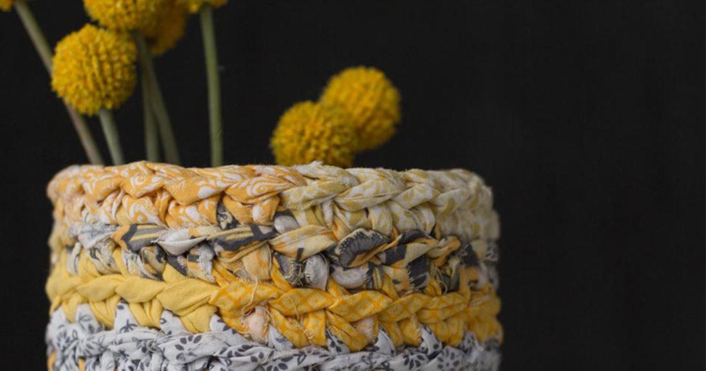 Rag Yarn: Making Yarn from Fabric