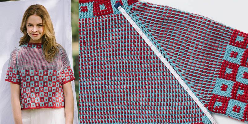 Top-Down Raglan Sweaters: Secret to Fit