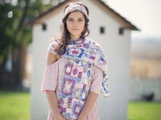 Ramar Scarf Crochet Pattern