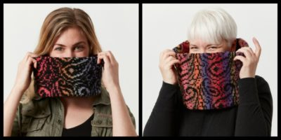 The Ramona Phoenix Cowl: 1 Kit, 4 Ways to Knit