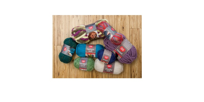 Terrific Tuesday: Red Heart Yarn Giveaway