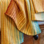 Shaker Style Twisted-Weft Rug