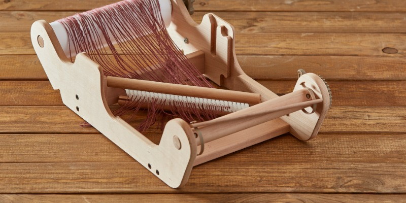 8 Reasons You'll Love Rigid-Heddle Weaving