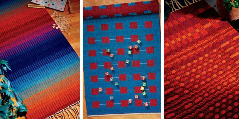 Weaving Rugs Through Time