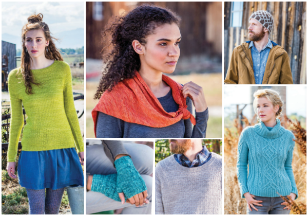 knit sweaters and more from Rugged Knits by Andrea Rangel