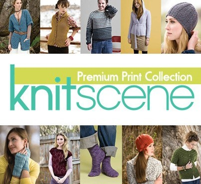 Knitscene Premium Print Collection