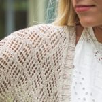 <em>knitscene</em> Summer 2018: Sandy Cardigan