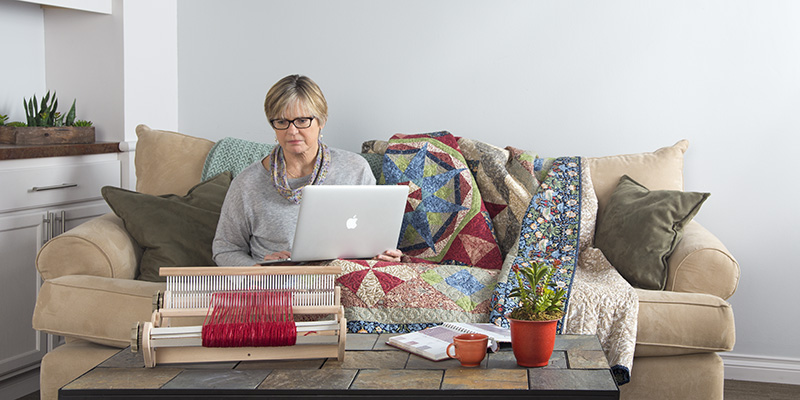 A Chat with Sarah Resnick of Gist Yarn and Fiber