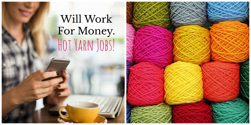 Which Knitting Side Hustle is Right For You?