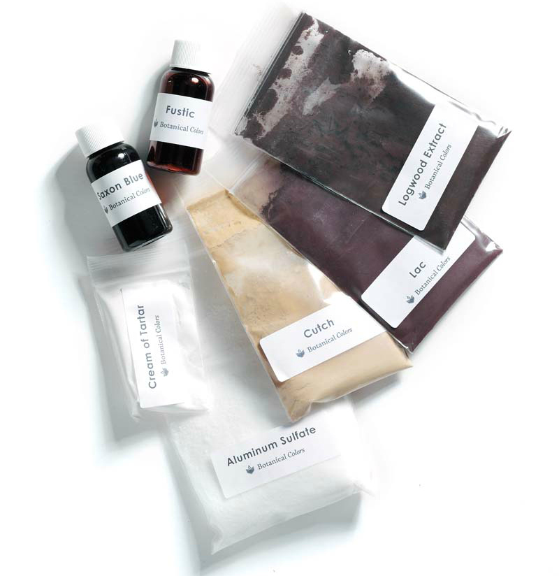 otanical Colors Natural Dye Extract Kit