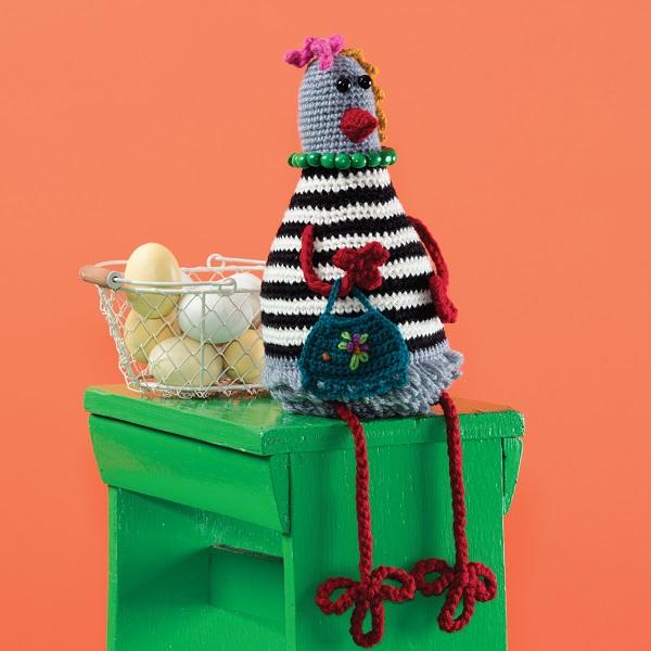 crochet stuffed animals